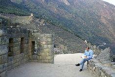 Alturas de Macchu Picchu: Martín Chambi – Álvaro Siza at work