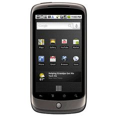 Nexus One - Stunning Android device. Couldn't get on with the onscreen virtual keyboard. Had no ounce of desire to root, or customize. Sold it after a few months.