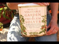 The only gardening book you'll ever need.  Everything from a-z in this book.  Wish I would've found it years ago!