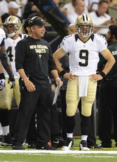 Click the photo for more pics of Drew Brees from the preseason!