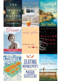 Unwind this summer with one of these must-read books from Emily Griffin, Bob Spitz and more! #books #reading