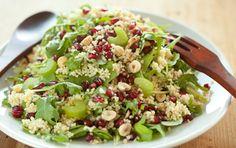Bulgur Salad- love cooking with bulgur!