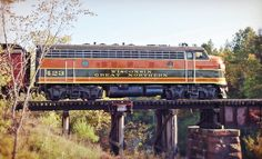 $199 for a Dinner-Train Bed-and-Breakfast Package for Two from Wisconsin Great Northern Railroad ($299 Value)