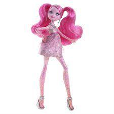 Barbie  A Fashion Fairytale Glim'r Doll