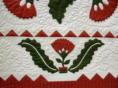 Princess Feather quilt