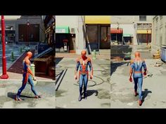 SPIDER-MAN (PS4) wal