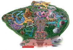 Disney Parks maps from MouseInfo.com print out?