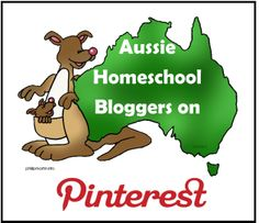 Find out what Aussie Homeschool Bloggers are sharing see their board on Pinterest.