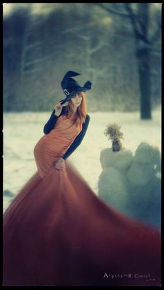 Winter Witchy