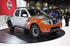 Cummins-Powered Nissan Frontier Concept, Versa Note SR Debut at Chicago - Motor Trend WOT