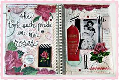 Everyday is a Holiday: Art Journaling with Jenny & Aaron Class 6 #tutorial #journaling #mixedmedia #video