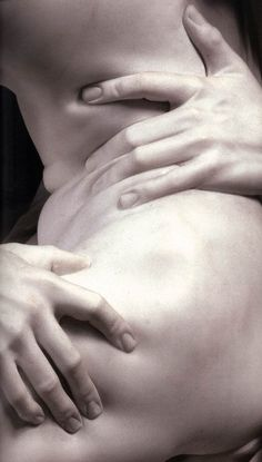 Hand pressing on flesh. This is MARBLE people!! That's Bernini for you. And he did it when he was 23. I'm done.