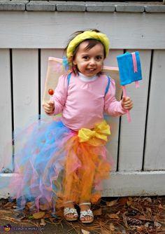 Book Fairy Costume - 2012 Halloween Costume Contest