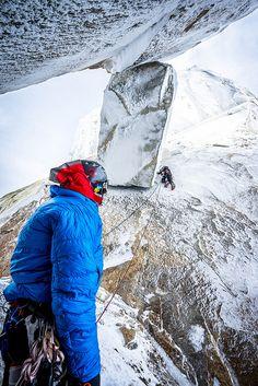 Stephan Siegrist: Cerro Stanhardt by mammutphoto