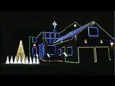7 BEST CHRISTMAS LIGHT SHOWS EVER!! WOW!!!