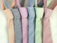 fashion, seersuck neckti, color, boy pick, big boys