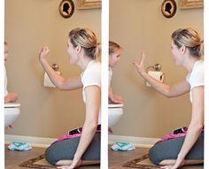 tips on potty training