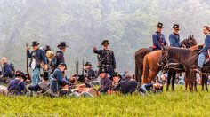 Tennessee, Shiloh National Military Park, 150th Anniversary