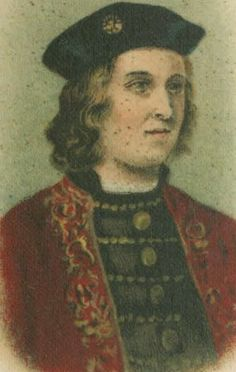 Edward IV of England was a king of England. He was born on April 28, 1442. He was King of England from March 4, 1461 until his death on April 9, 1483. Edward was the eldest of the four sons of Richard Plantagenet, Duke of York. The Duke of York was a very powerful man, and had a claim to the throne of England. He became more popular than the existing king, Henry VI of England.