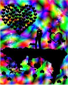 Technicolor Kisses