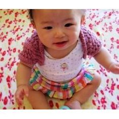 Free Baby Shrug Pattern for Summer! Best Gift You Can Make Quickly!