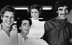 """35 Amazing Behind-The-Scenes Photos From The Original """"Star Wars"""" Trilogy"""