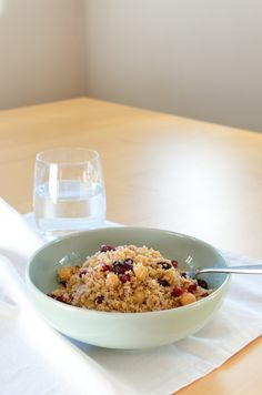 Scandi Home: Jewelled Couscous Salad