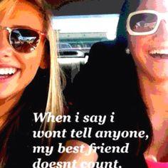 Best friend...so true!