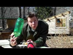 Repurpose/Upcycle/Recycle: Make safety goggles/woodworking glasses, solar window, and funnels from a 2 liter soda bottle. Brilliant! salvag repurpos, unusual homes, repurpos diy, pet bottl, wood item, repurpos wood, recycl reus, bottl inspir
