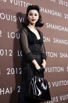 Fan Bingbing in Louis Vuitton (x2) | Tom & Lorenzo