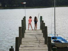 Fun on the Bay. Photo by: Doug Somervell. Photo of the Week: http://cbf.typepad.com/chesapeake_bay_foundation/2013/07/photo-of-the-week-cousins-in-summer-.html#