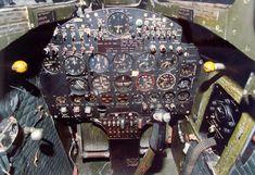 Bell X-1 Cockpit Photo