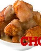 Talk CHOW: Home Made Cheesy Potato Tots