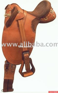 colorful pictures of western saddles | leather stock saddle this is leather stock saddle with complete set ...