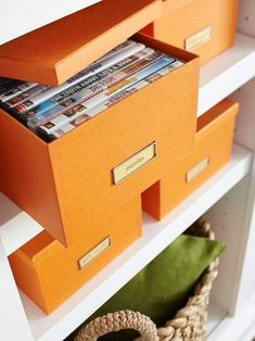 Top 58 Most Creative Home-Organizing Ideas and DIY Projects.