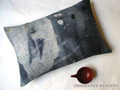 Chic Linen Oblong Cushion