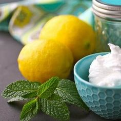 This body butter recipe combines fresh scents from essential oils, and the moisturizing properties of coconut oil and shea butter to smooth and soothe your skin.