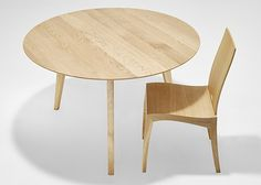 FINN table by László Szikszai, via Behance