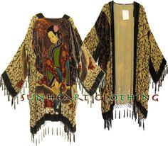 Silk Quan Yin Jacket
