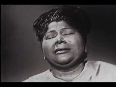 Mahalia Jackson - God Will Take Care Of You - YouTube