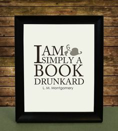 Book Lover Reading Quote