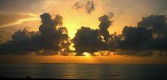 You are my golden Sunshine, courtesy of Sunrises with Mary Jane