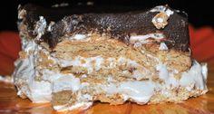my kaotic kitchen: so nice i am posting twice.. no bake s'more casserole aka ice box cake..