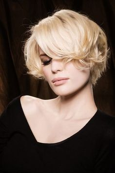 fabulous color & cut - fall style.