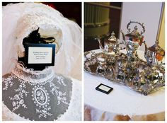 """This couple brought in Vintage Details to pay tribute to family traditions and details! Love Love Love!! -- Kari and Ryan say """"I do!"""" » Leah Moss Photography Blog"""