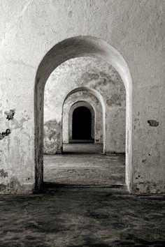 Castillo San Felipe del Morro ~ San Juan, Puerto Rico