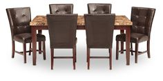 Oak Express: Imperial 5 Pc. Dining Group