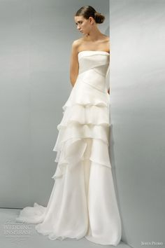 http://www.weddinginspirasi.com/2011/09/02/jesus-peiro-2012-wedding-dresses/  jesus peiro #wedding dress 2012  #weddingdress #weddings