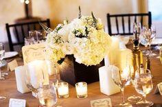 flower centerpieces, classic centerpiec, candles, wedding flowers, france