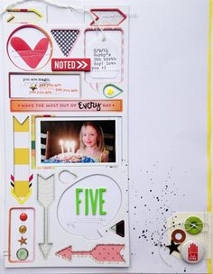 using packaging - five by ginny at @Studio_Calico